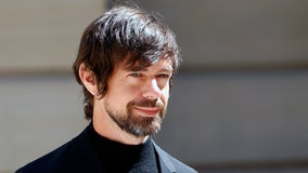 Twitter account of Twitter's CEO Jack Dorsey hacked