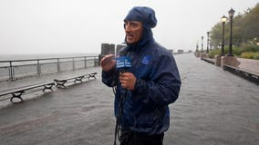 Heads up, Florida: Weather Channel's Jim Cantore reportedly headed south to cover Hurricane Dorian