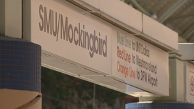 DART renames light rail stop SMU/Mockingbird Station
