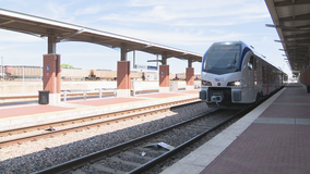 Trinity Metro to expand its TEXRail service starting Sunday