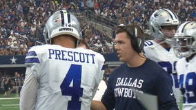 Prescott, play-caller Moore making perfect pair for Cowboys
