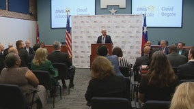 Cloud computing degrees to be offered at all Texas community colleges starting in 2020