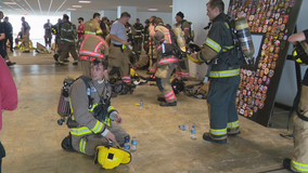 Memorial Stair Climb held in Dallas to remember 9/11 first responders