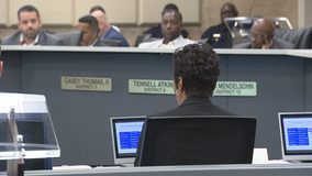 Chief Hall discusses Dallas police staffing study with Dallas council