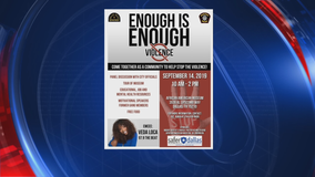 'Enough is Enough': Conference being held to help find solutions to recent crime spike in Dallas