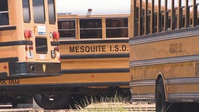 Some parents blindsided after Mesquite ISD cancels 20 bus routes
