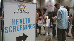 Event held in Plano to help families in need