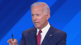 Biden shrugs off age chatter after Houston debate, pledges medical disclosures