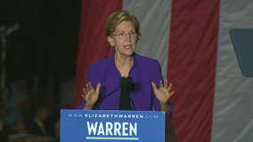 Elizabeth Warren's big crowds? She has a plan for them, too