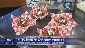 State Fair Foods: Black Gold Truffles