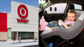 Target accepting trade-ins of used car seats in exchange for discount coupon