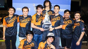 UT Dallas wins first-ever athletic national championship with esports team