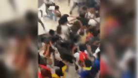 Several students suspended after all-out brawl breaks out at DeSoto High School
