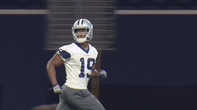 Cowboys Amari Cooper to play Sunday against the Saints