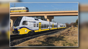 DART breaks ground on Silver Line along the old Cotton Belt corridor
