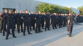 DPD welcomes largest academy class in its history