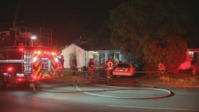 Woman found dead after South Dallas house fire