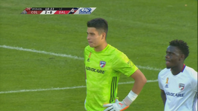 Rapids keep hopes alive with 3-0 win over FC Dallas