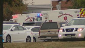 2 students hit by car near Frisco High School