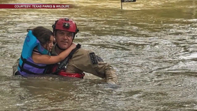 Southeast Texas sees relief, rescues after Imelda leaves 4 dead