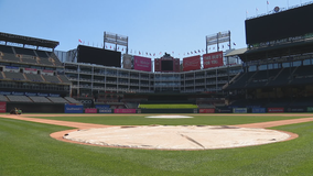 Texas Rangers saying goodbye to Globe Life Park