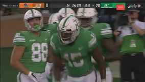 North Texas wins Conference USA opener, wallops UTSA 45-3