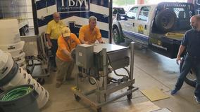 Texas Baptist Men prepare to help hurricane victims
