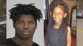 Second person arrested in shooting death of 9-year-old girl in Dallas triggered by rap feud