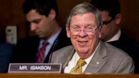 Georgia's Isakson resigning from U.S. Senate seat at end of year