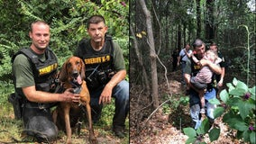 K-9 finds missing 3-year-old Florida boy with autism in less than 30 minutes