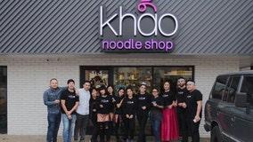 Dallas' Khao Noodle Shop is No. 2 on Bon Appetit's America's Best New Restaurants 2019