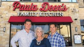Paula Deen's restaurant in North Texas unexpectedly closes