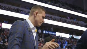 Kristaps Porzingis unable to take part in Mavericks' scrimmage after forgetting to get tested for COVID-19