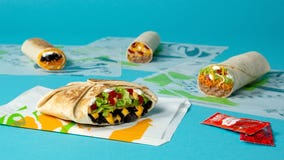 Taco Bell launching vegetarian section on its menus along with 2 new veggie-friendly items
