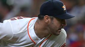 Verlander wins 19th as Astros beat Rangers 4-1