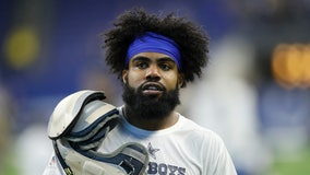 Ezekiel Elliott's positive COVID-19 test raises player safety questions for NFL