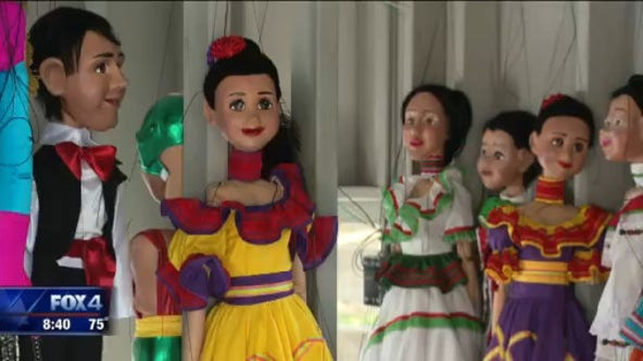 New 'Fiestas de Marionetas' show at State Fair of Texas celebrates Latin American culture