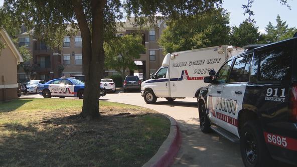 8-year-old shot in buttocks in Arlington