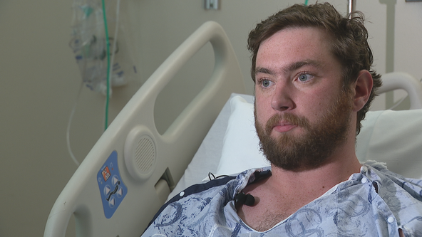 North Texas man says vaping for 4 months nearly killed him