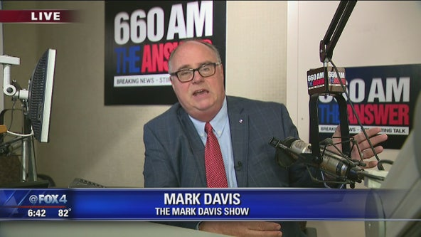 Mark Davis: Trump in El Paso & Dallas sick leave