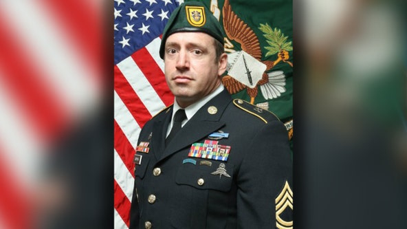 US Army identifies Green Beret killed in Afghanistan