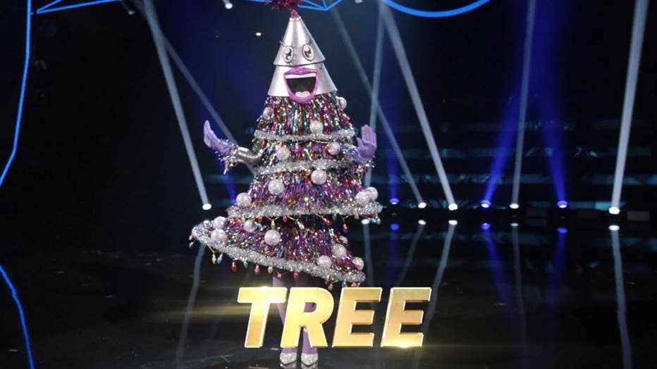"""The tree is ready to tower over the competition when the second season of """"The Masked Singer"""" premieres on FOX, Wednesday, Sept. 25 at 8 p.m. ET/PT."""