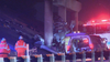 Driver hits Loop 820 bridge support, dies in fiery crash