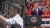 Trump, Beto in North Texas today for campaign rallies