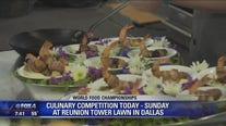 Reunion Tower hosts World Food Championships
