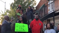 Vigil, protest held for Atatiana Jefferson