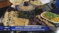 Buffalo Chicken Cheese Dip