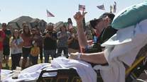 North Texans honor Vietnam veteran with his final welcome home