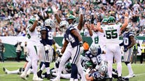 Cowboys drop to 3-3 with 24-22 loss to the Jets