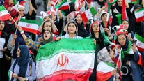 Iranian women allowed to attend soccer match for first time in decades